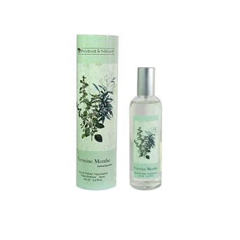 VERBENA & PEPPERMINT - EAU DE TOILETTE - NATURAL FRAGRANCE