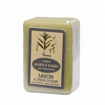 MARSEILLE OLIVE OIL SOAP - VERBENA