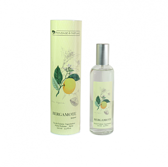 BERGAMOT - EAU DE TOILETTE - NATURAL FRAGRANCE