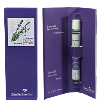 LAVENDER EAU DE TOILETTE - ROLL ON - NATURAL PERFUME