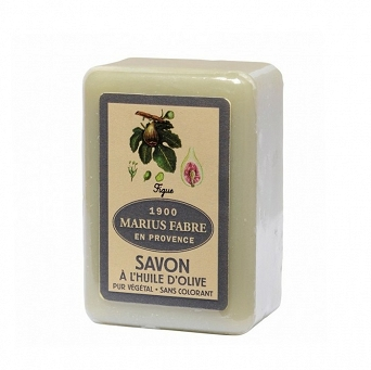 MARSEILLE OLIVE OIL SOAP - FIGUE