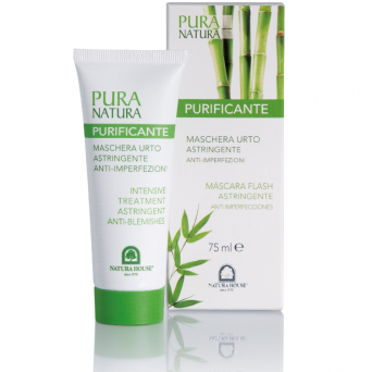 PURIFYING FACE MASK - INTENSIVE TREATMENT