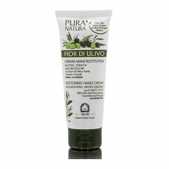 HAND CREAM - OLIVE OIL - NOURISHING - HYDRATING - CALMING