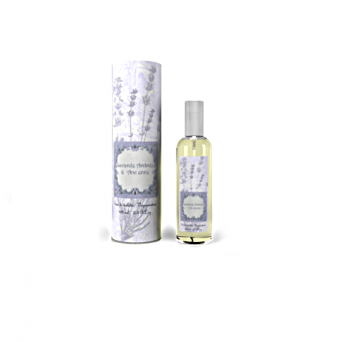 AMBER & LAVENDER - EAU DE TOILETTE - NATURAL FRAGRANCE